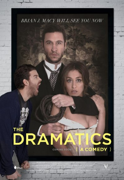 The Dramatics A Comedy 2015 1080p BluRay DTS x264-GUACAMOLE