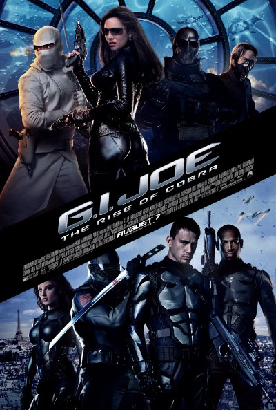 G I Joe The Rise of Cobra 2009 2160p UHD BluRay DTS-HD MA 5.1 x265-IAMABLE
