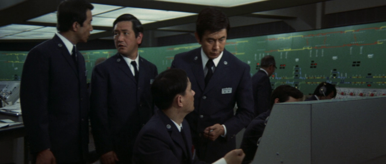 The Bullet Train 1975 720p BluRay FLAC x264-SADPANDA