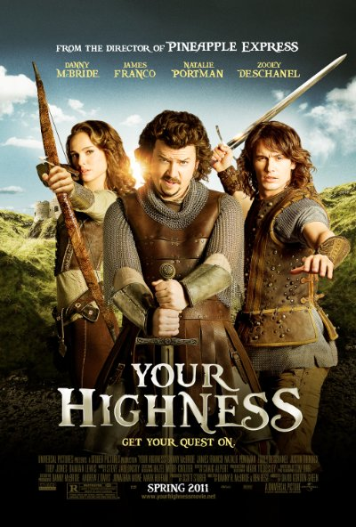 Your Highness UNRATED 2011 1080p BluRay DTS x264-CtrlHD