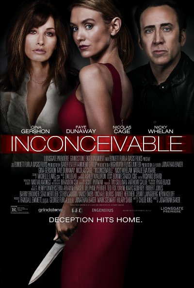 Inconceivable 2017 1080p WEB-DL DD5.1 H264-FGT