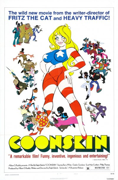 Coonskin 1975 BluRay REMUX 1080p AVC DTS-HD MA 2.0 - KRaLiMaRKo
