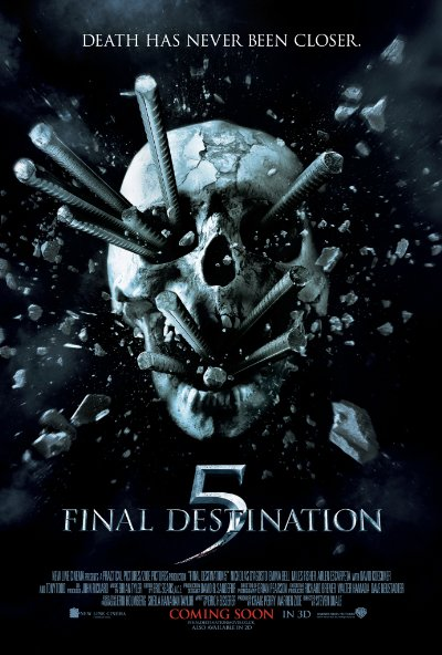 Final Destination 5 2001 BluRay REMUX 1080p AVC DTS-HD MA 5.1 SiCaRio
