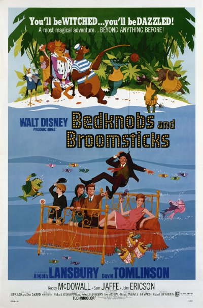 Bedknobs and Broomsticks 1971 BluRay REMUX 1080p AVC DTS-HD MA 5.1 - KRaLiMaRKo