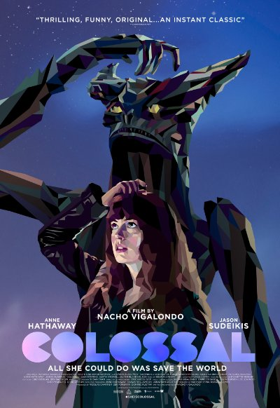 Colossal 2016 720p BluRay DTS x264-DRONES