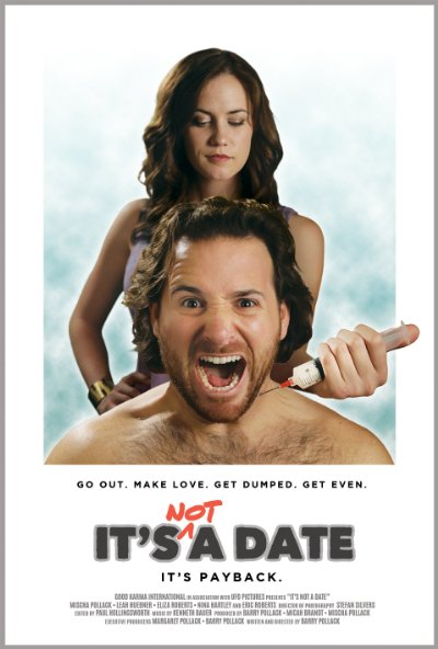 Its Not A Date 2014 1080p WEB-DL DD5.1 H264-FGT