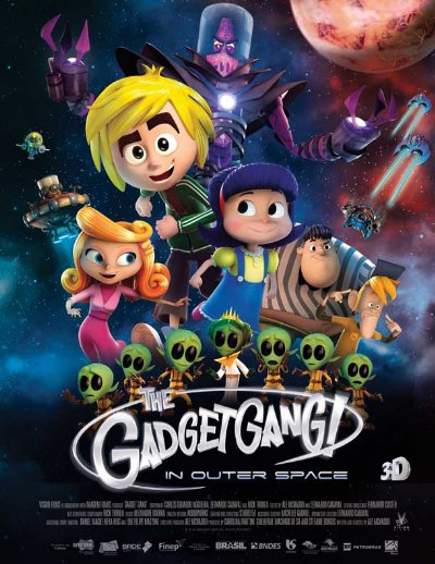GadgetGang in Outer Space 2017 1080p WEB-DL DD5.1 H264-FGT