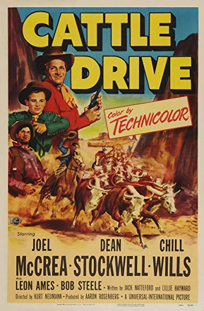 Cattle Drive 1951 1080p BluRay DTS x264-RUSTED