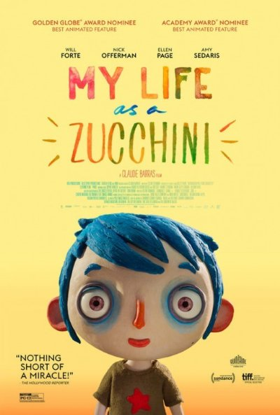 My Life as a Zucchini AKA Ma vie de Courgette 2016 French 1080p BluRay DTS x264-LOST