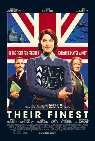 Their Finest 2016 1080p WEB-DL DD5.1 H264-EVO