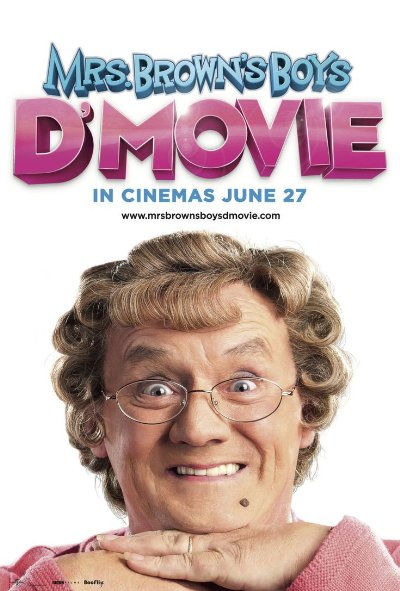 Mrs Brown's Boys D'Movie 2014 1080p BluRay DTS x264-HQMUX