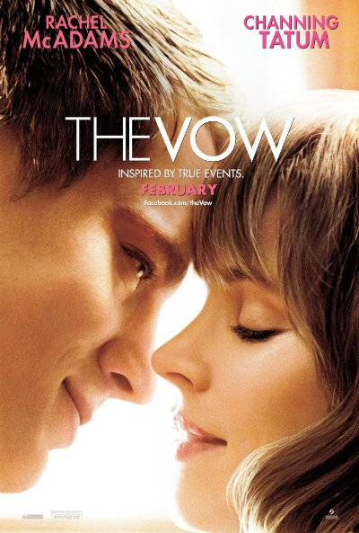 The Vow 2012 BluRay REMUX 1080p AVC DTS-HD MA 5.1-EPSiLON