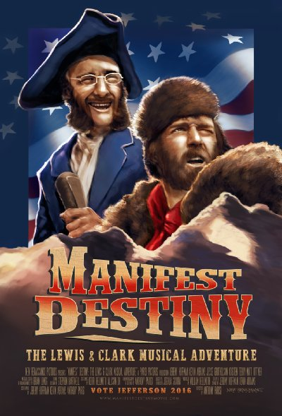 Manifest Destiny The Lewis and Clark Musical Adventure 2016 720p WEB-DL AAC x264-iNTENSO
