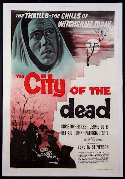 The City Of The Dead 1960 1080p BluRay DD1.0 x264-GHOULS
