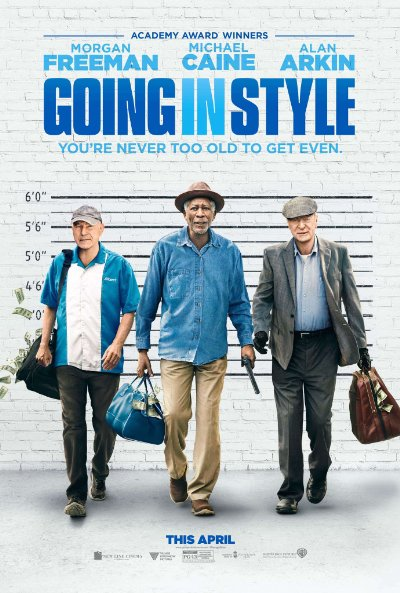 Going in Style 2017 1080p WEB-DL DD5.1 H264-FGT