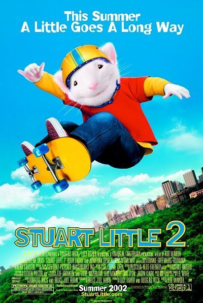 Stuart Little 2 2002 BluRay REMUX 1080p AVC DTS-HD MA 5.1-FraMeSToR