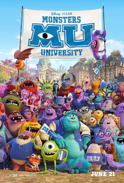 Monsters University 2013 2160p UHD BluRay REMUX HDR HEVC Atmos-EPSiLON