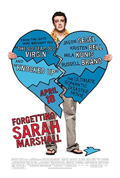 Forgetting Sarah Marshall 2008 UNRATED 1080p BluRay DTS x264-CtrlHD