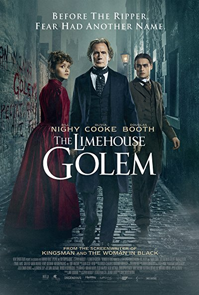 The Limehouse Golem 2016 BluRay REMUX 1080p AVC DTS-HD MA 5.1-SiCaRio