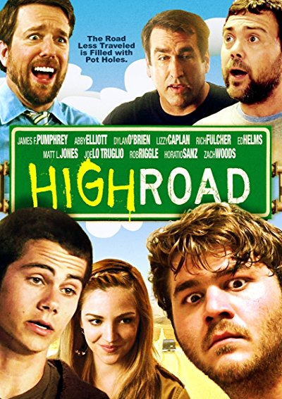 High Road 2011 BluRay REMUX 1080p AVC DTS-HD MA 5.1 HYBRID-FraMeSToR