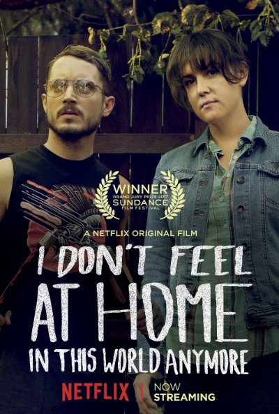 I Dont Feel at Home in This World Anymore 2017 NF 720p DD5.1 x264-SadeceBluRay