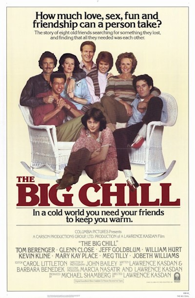 The Big Chill 1983 Criterion Collection BluRay REMUX 1080p AVC DTS-HD MA 5.1 - KRaLiMaRKo