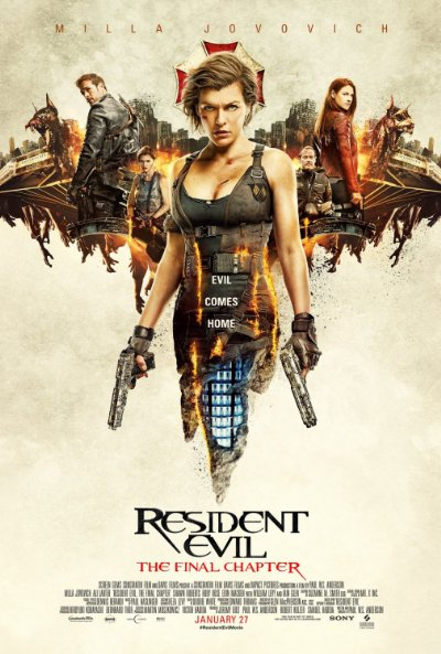 Resident Evil The Final Chapter 2016 BluRay REMUX 1080p AVC DTS-HD MA 7.1-FraMeSToR