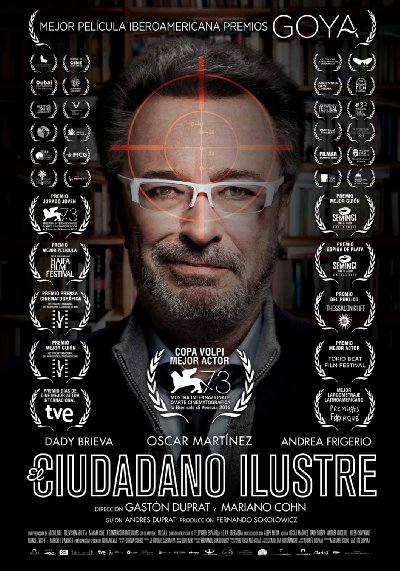 The Distinguished Citizen 2016 1080p BluRay DTS-HD MA 5.1 x264-USURY