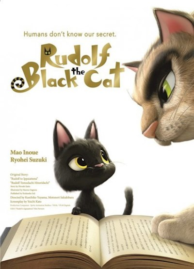 Rudolf the Black Cat 2016 1080p BluRay DTS x264-WiKi
