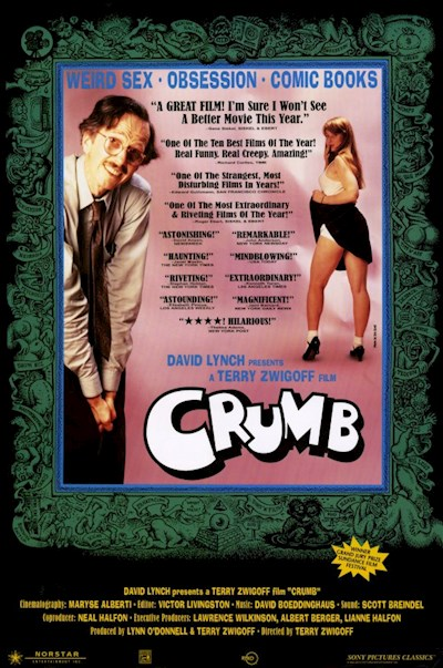 Crumb 1994 720p BluRay AAC x264-CtrlHD