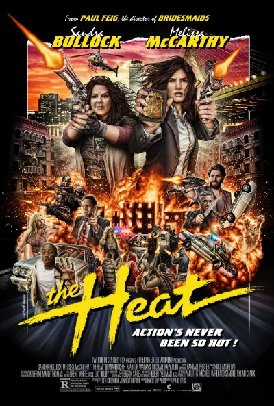 The Heat 2013 Extended Cut BluRay REMUX 1080p AVC DTS-HD MA 5.1 - KRaLiMaRKo