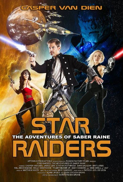 Star Raiders The Adventures of Saber Raine 2016 1080p WEB-DL DD5.1 H264-FGT