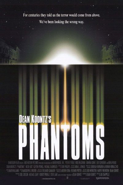 Phantoms 1998 720p BluRay DTS x264