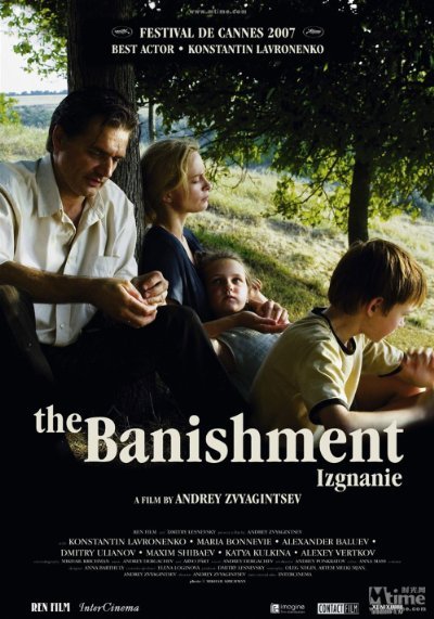The Banishment 2007 1080p BluRay DD5.1 x264-WiKi