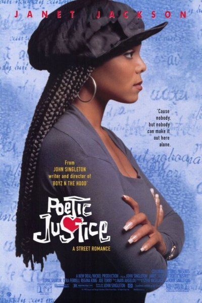 Poetic Justice 1993 720p BluRay DTS x264-SiNNERS