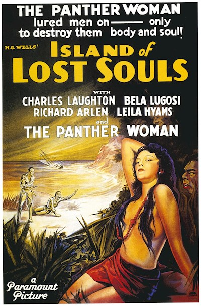 Island of Lost Souls 1932 720p BluRay AAC x264-CRiSC
