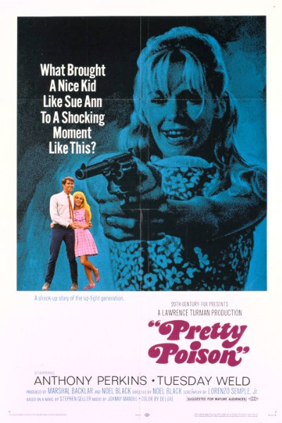 Pretty Poison 1968 REMASTERED 1080p BluRay FLAC x264-SADPANDA