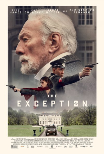 The Exception 2016 BluRay REMUX 1080p AVC DTS-HD MA 5.1-SiCaRio