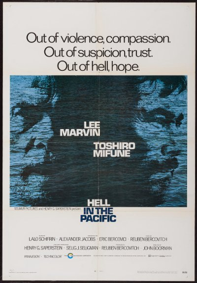 Hell in the Pacific 1968 1080p BluRay DTS x264-SiNNERS