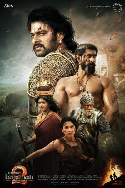 Baahubali 2 - The Conclusion 2017 BluRay REMUX 1080p AVC Atmos - KRaLiMaRKo