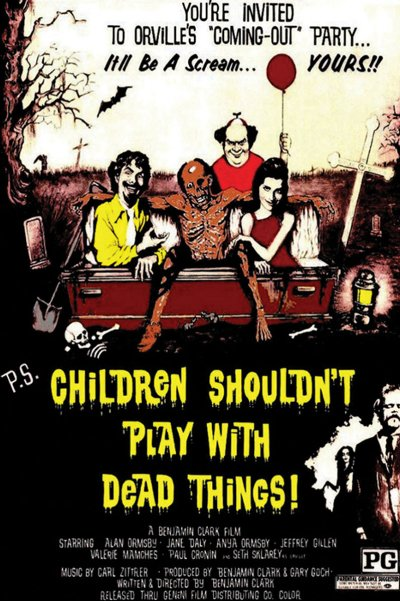 Children Shouldnt Play with Dead Things 1972 1080p BluRay FLAC x264-SADPANDA