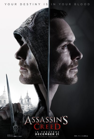 Assassin's Creed 2016 2160p UltraHD BluRay HDR DTS-HD MA 7.1 x265 10bit-ULTRAHDCLUB