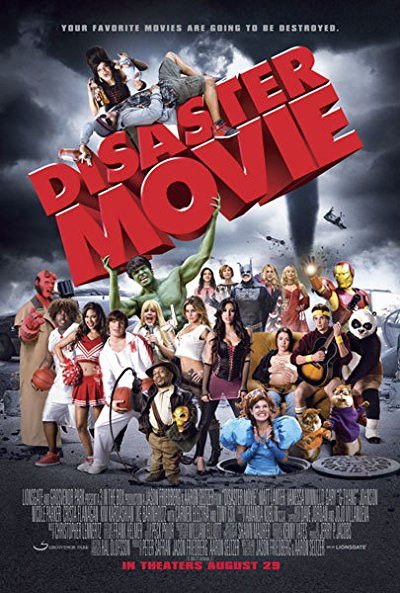 Disaster Movie 2008 UNRATED 1080p BluRay DTS x264-GUACAMOLE