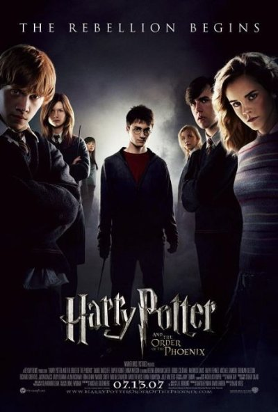 Harry Potter and the Order of the Phoenix 2007 1080p UHD BluRay DTS HDR x265-JM