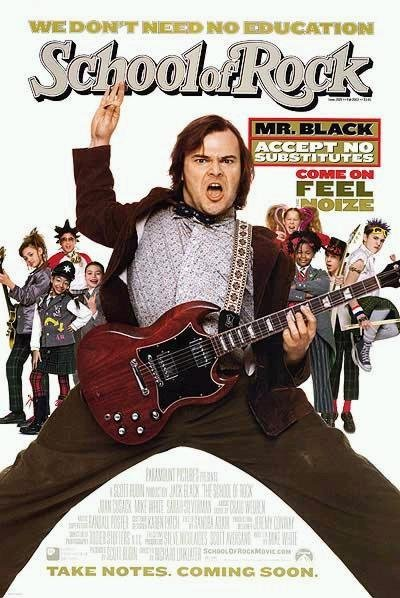 The School of Rock 2003 BluRay REMUX 1080p AVC DTS-HD MA 5.1-SiCaRio