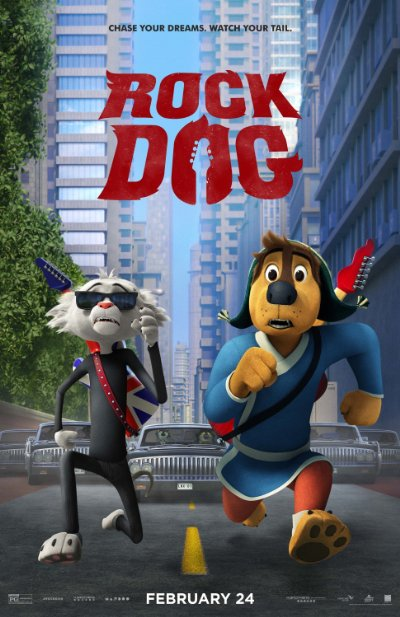 Rock Dog 2016 BluRay REMUX 1080p AVC DTS-HD MA 5.1 - KRaLiMaRKo