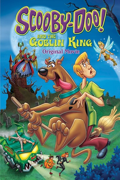 Scooby-Doo and the Goblin King 2008 1080p WEB-DL DD5.1 H264-FGT