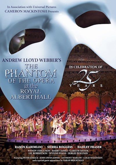 The Phantom of the Opera at the Royal Albert Hall 2011 BluRay REMUX 1080p AVC DTS-HD MA 5.1-EPSiLON