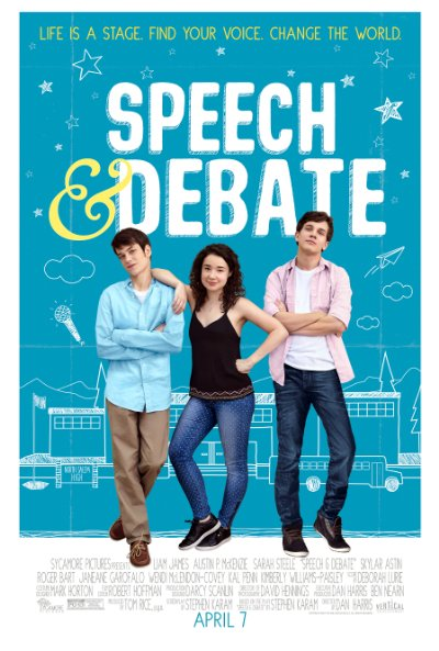 Speech and Debate 2017 1080p WEB-DL DD5.1 x264-STRiFE