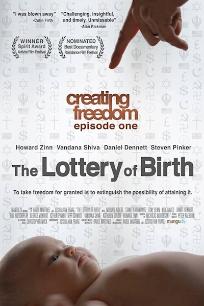 Creating Freedom The Lottery of Birth 2013 1080p WEB-DL AAC x264-iNTENSO